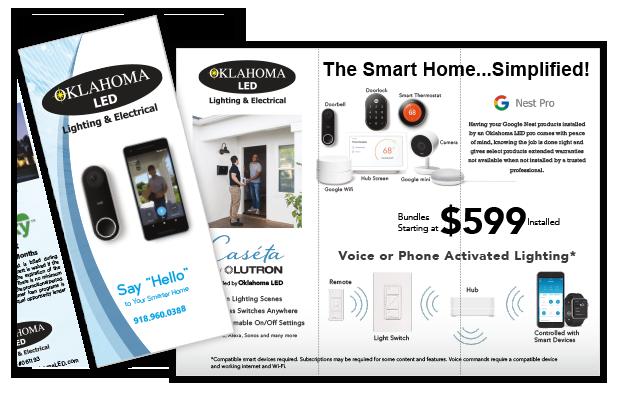 Oklahoma LED brochure